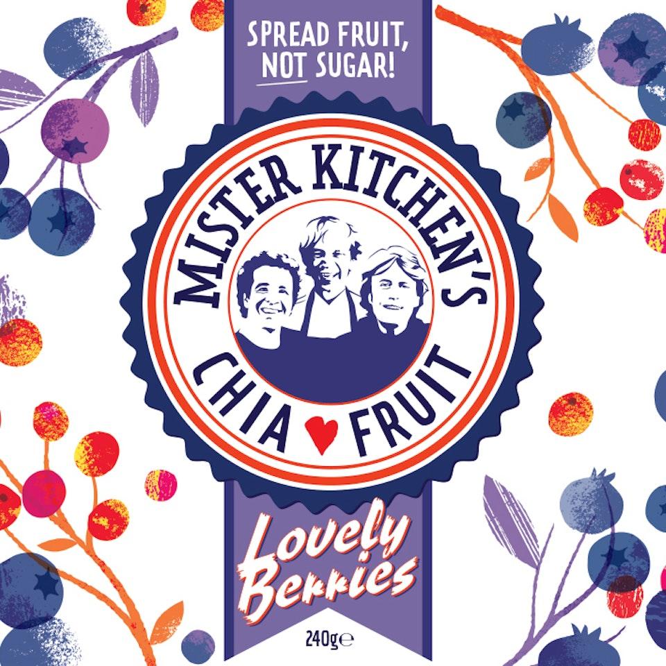 STUDIOGARCIA - Mr Kitchens labels