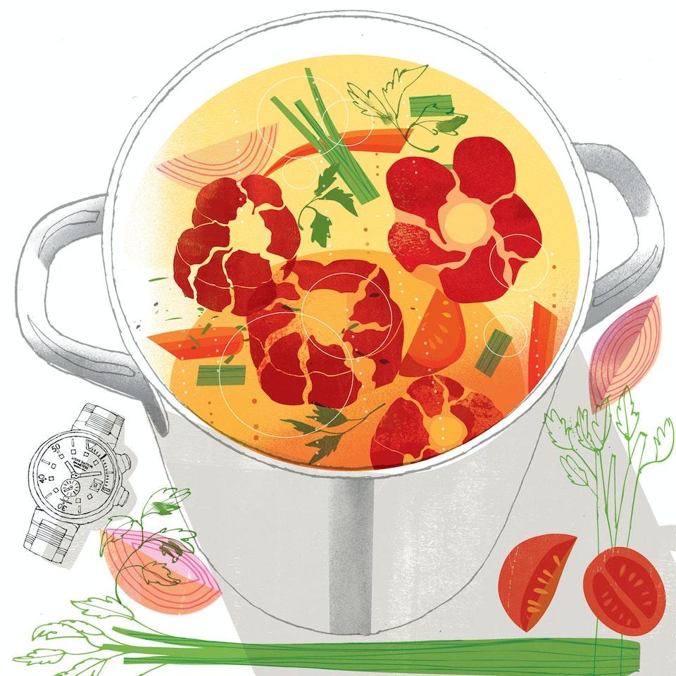 STUDIOGARCIA - Soup
