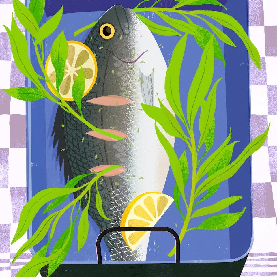 Fish Dragon