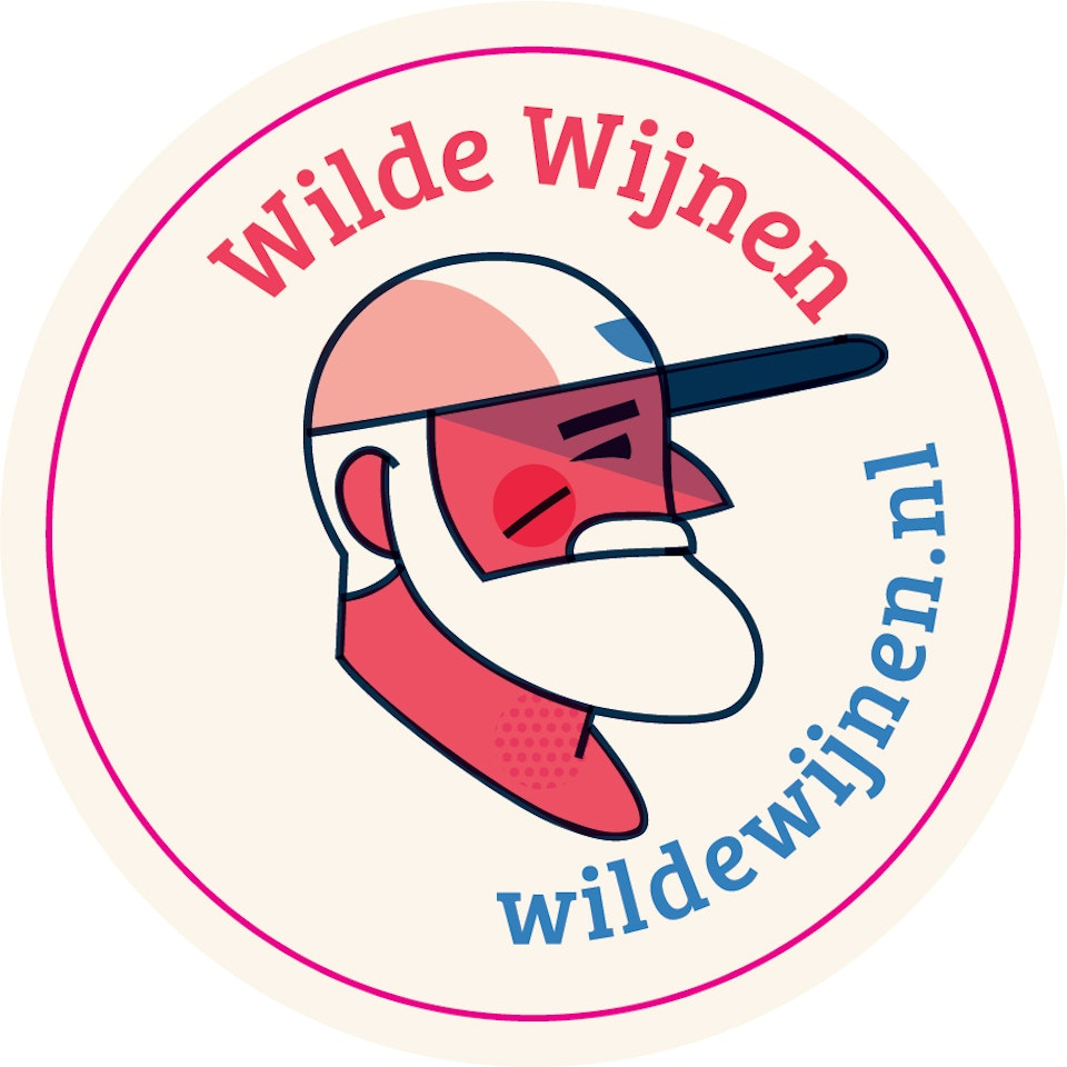 Wines and beers sticker