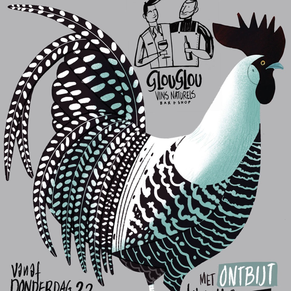 Fauna lunchposter
