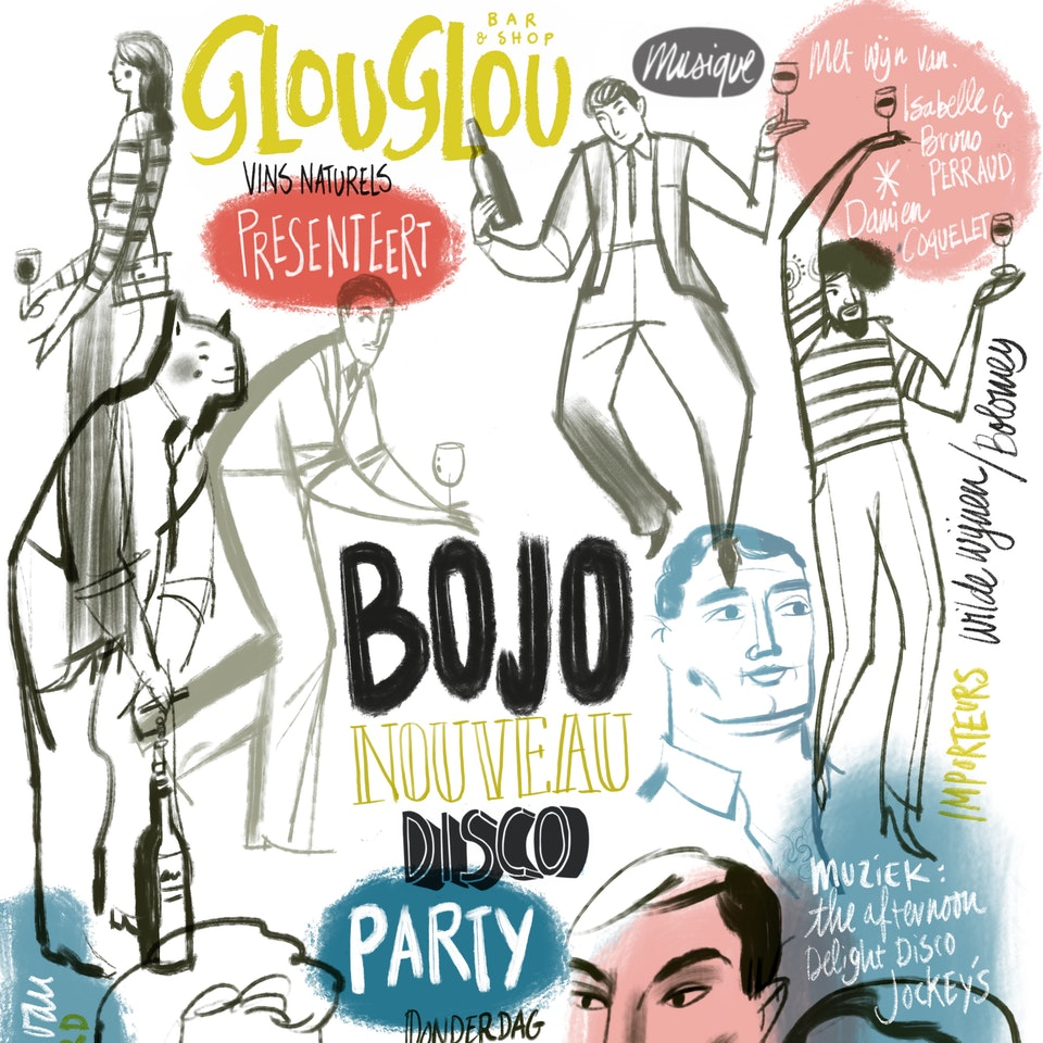 STUDIOGARCIA - Glouglou natural wine