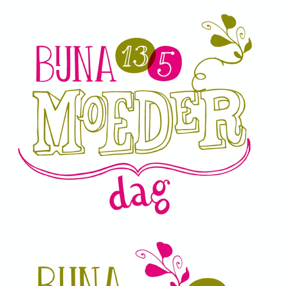 Lettering mothersday