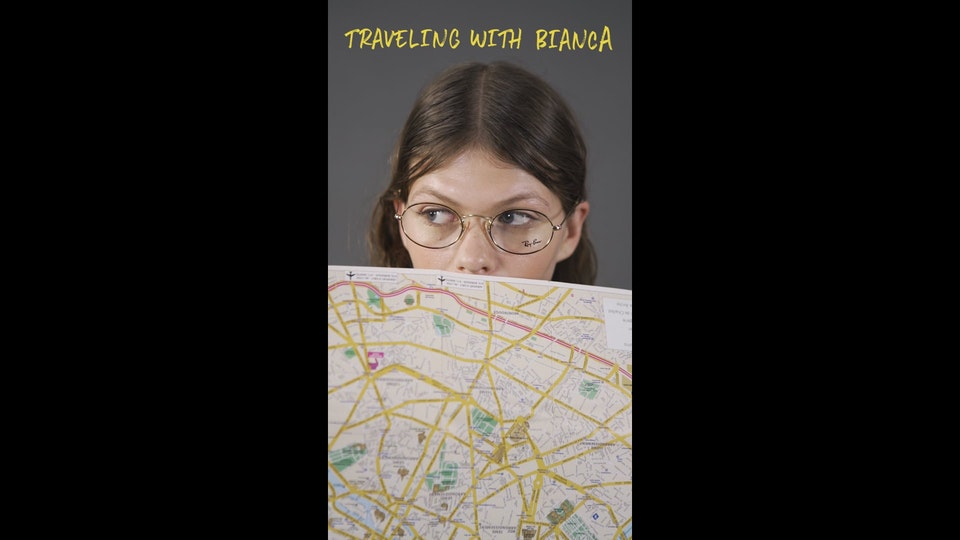 Traveling with Bianca - SoapOpera Travel Issue