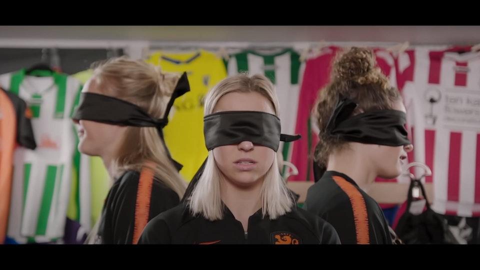 KNVB - Wie is de Mol Oranje