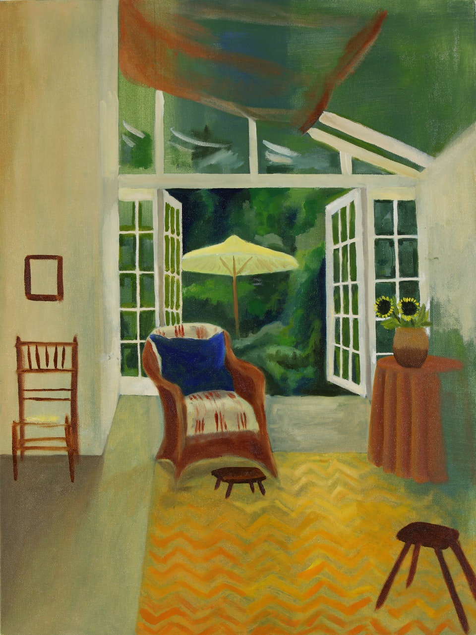 Interiors - Aviary:Conservatory - 2019