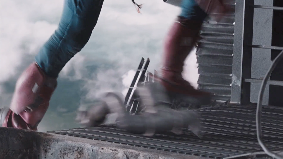 THE AVENGERS - Senior Compositing