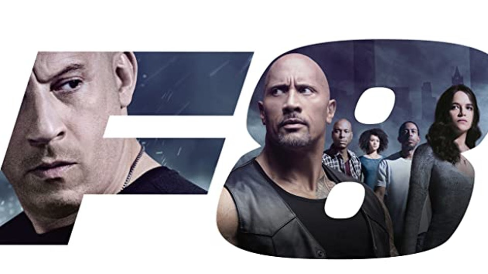 THE FATE OF THE FURIOUS - Compositing Supervisor