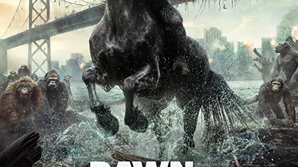Dawn of the planet of the apes - Senior Compositing