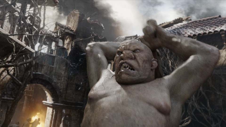 THE HOBBIT - The battle of the five armies - Senior Compositing