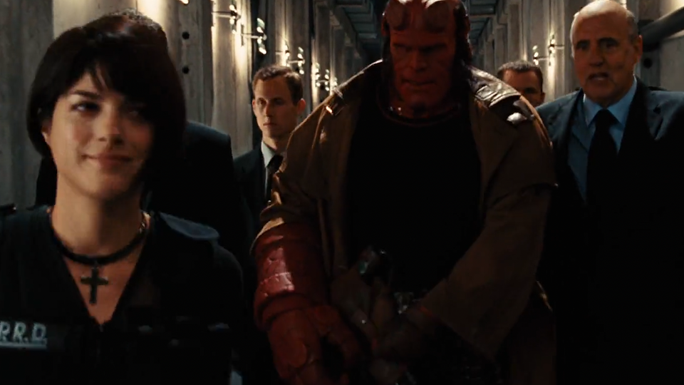 HELLBOY II: The Golden Army - Compositing lead