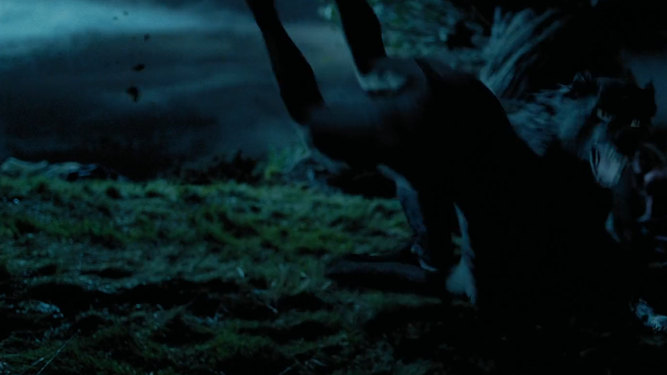HARRY POTTER and the prisoner of Azkaban - Compositing