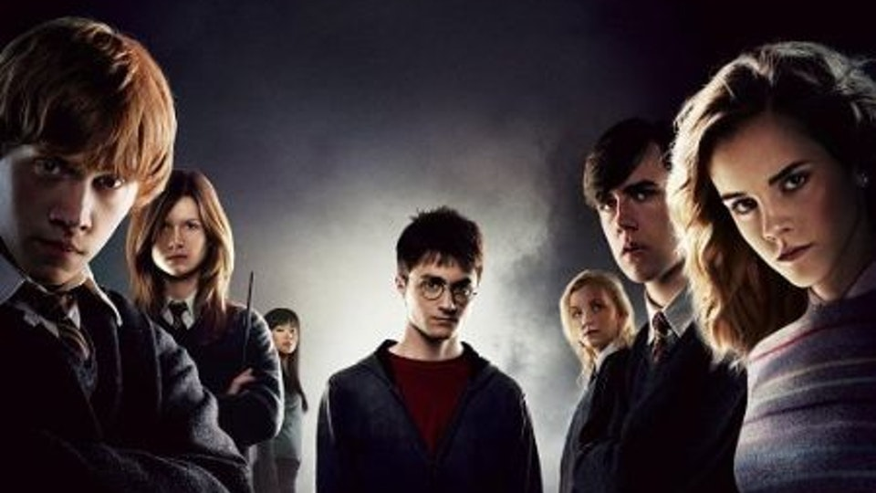 HARRY POTTER and the order of the phoenix - Compositing