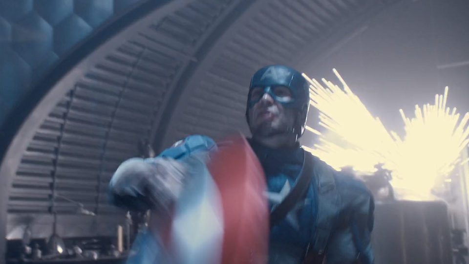 Captain America - The first avenger - Compositing lead