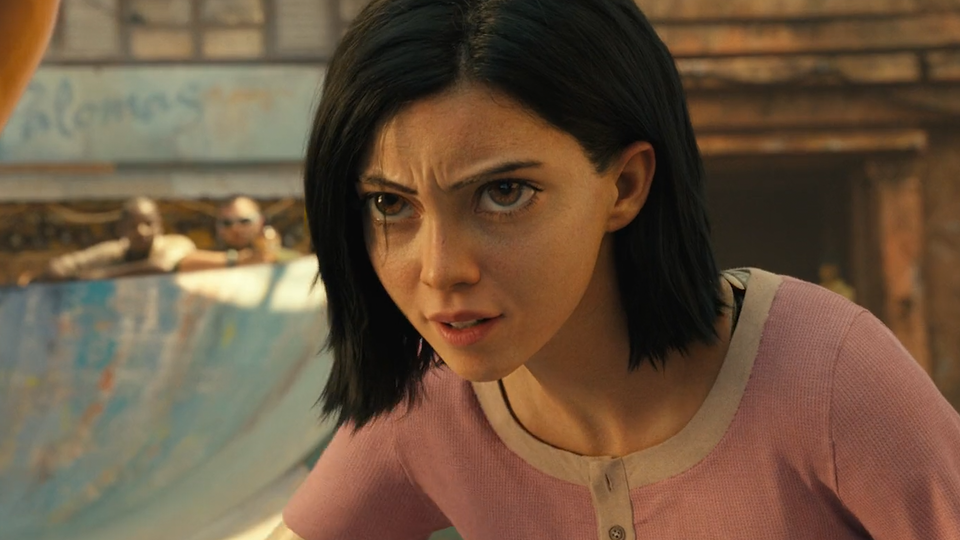 ALITA - Compositing Supervisor