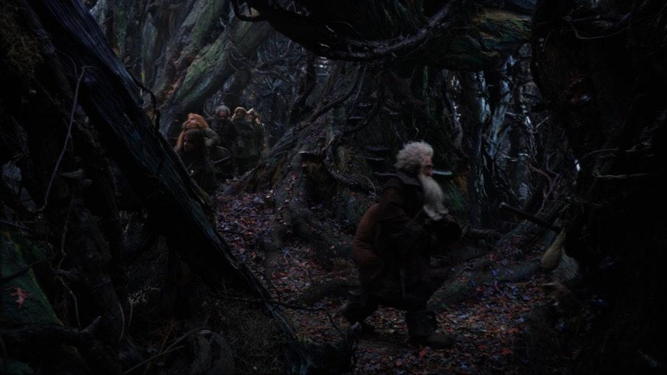 THE HOBBIT - The desolation of Smaug - Senior Compositing