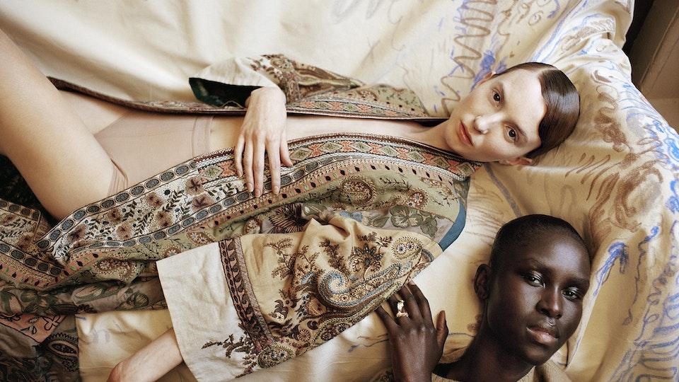 RUSSH x DIOR | Emma Dalzell-Khan