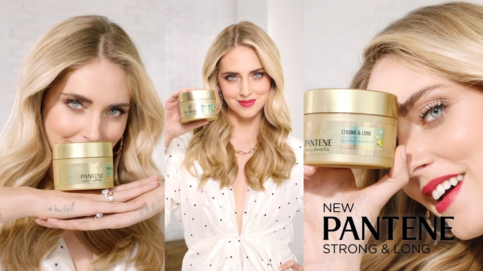 PANTENE GO LONGER   Emma Dalzell-Khan