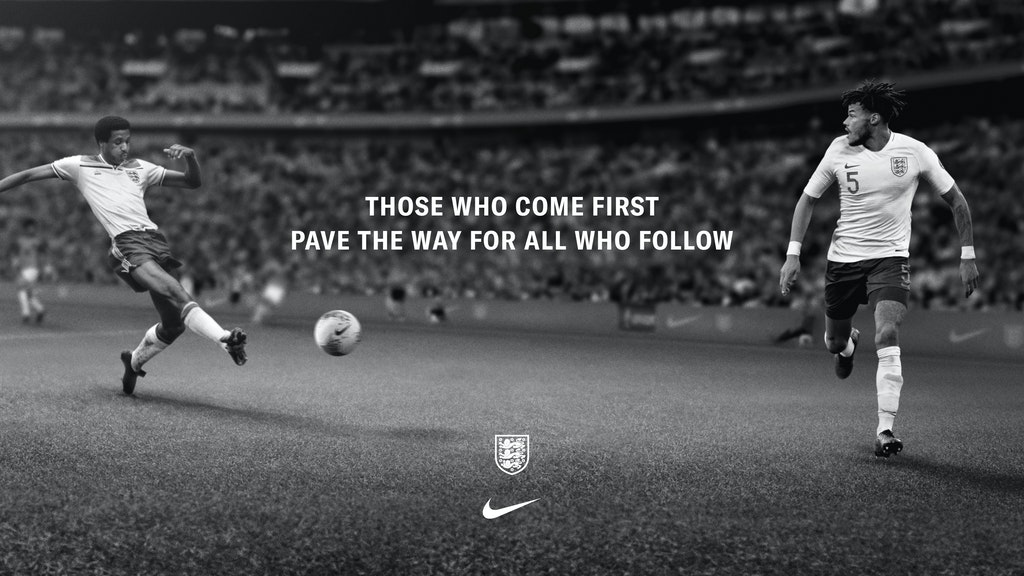 Nike - All Who Follow