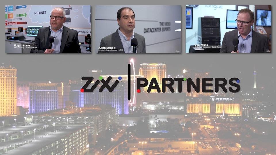 Zixi Partners -NAB Show