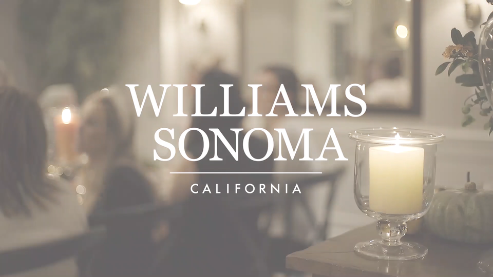 Williams Sonoma - Thanksgiving