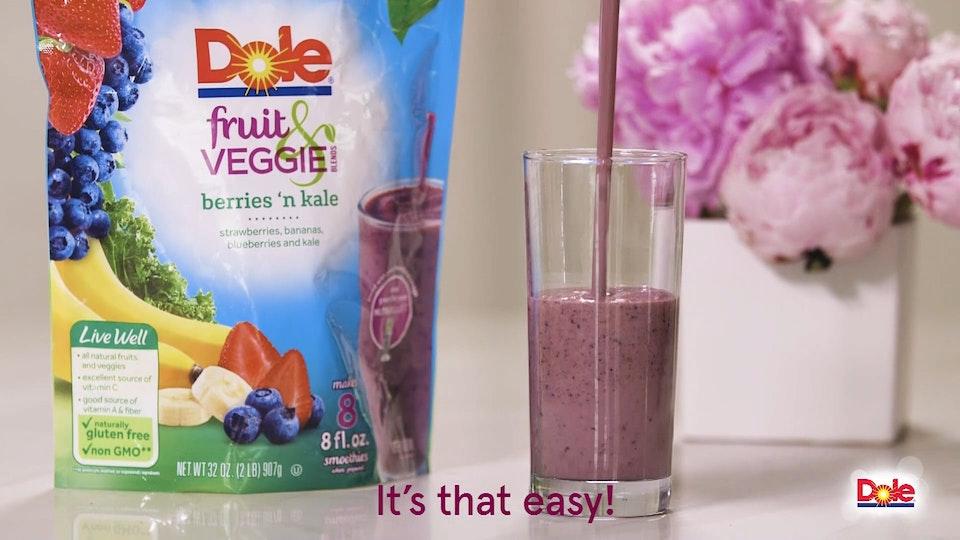 Dole - Berries 'n Kale