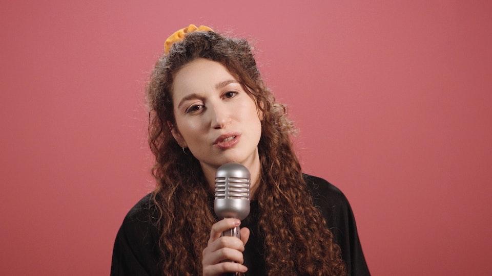 Marie Naffah - Let Me Wilt (Official Music Video)