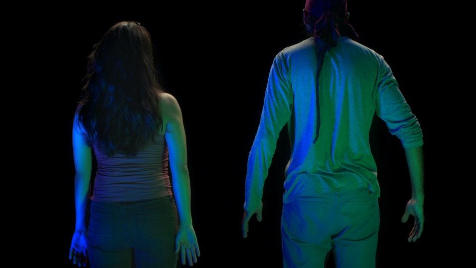 'Arms Unfoldoing' - Dance Performance