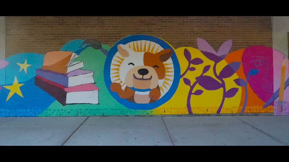 "ConjureGirlBlue Productions - ""Somos Una""~Lakewood Elementary School"