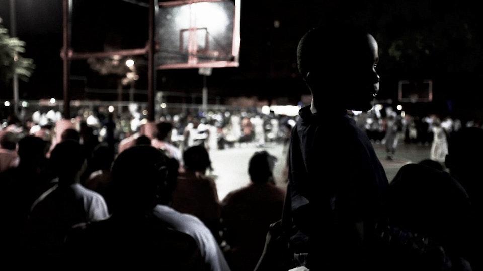 Nike - NYC Anthem / Dyckman Basketball