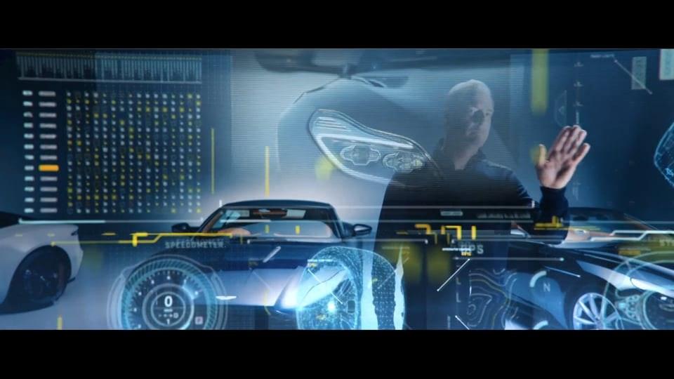 Aston Martin featuring Tom Brady