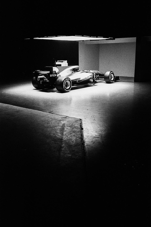 Mercedes x Epson