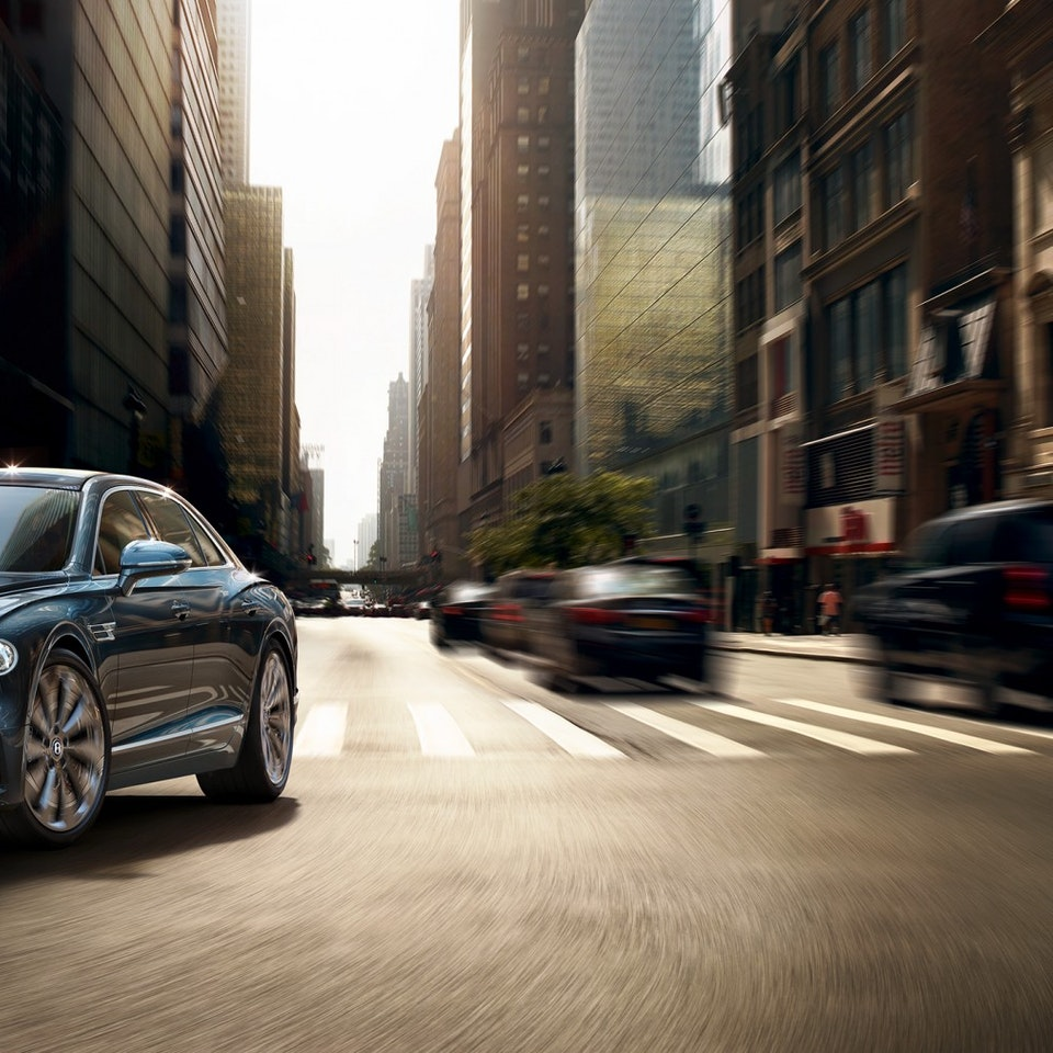 Bentley Motors - The New Flying Spur the-new-bentley-flying-spur-by-marc-trautmann