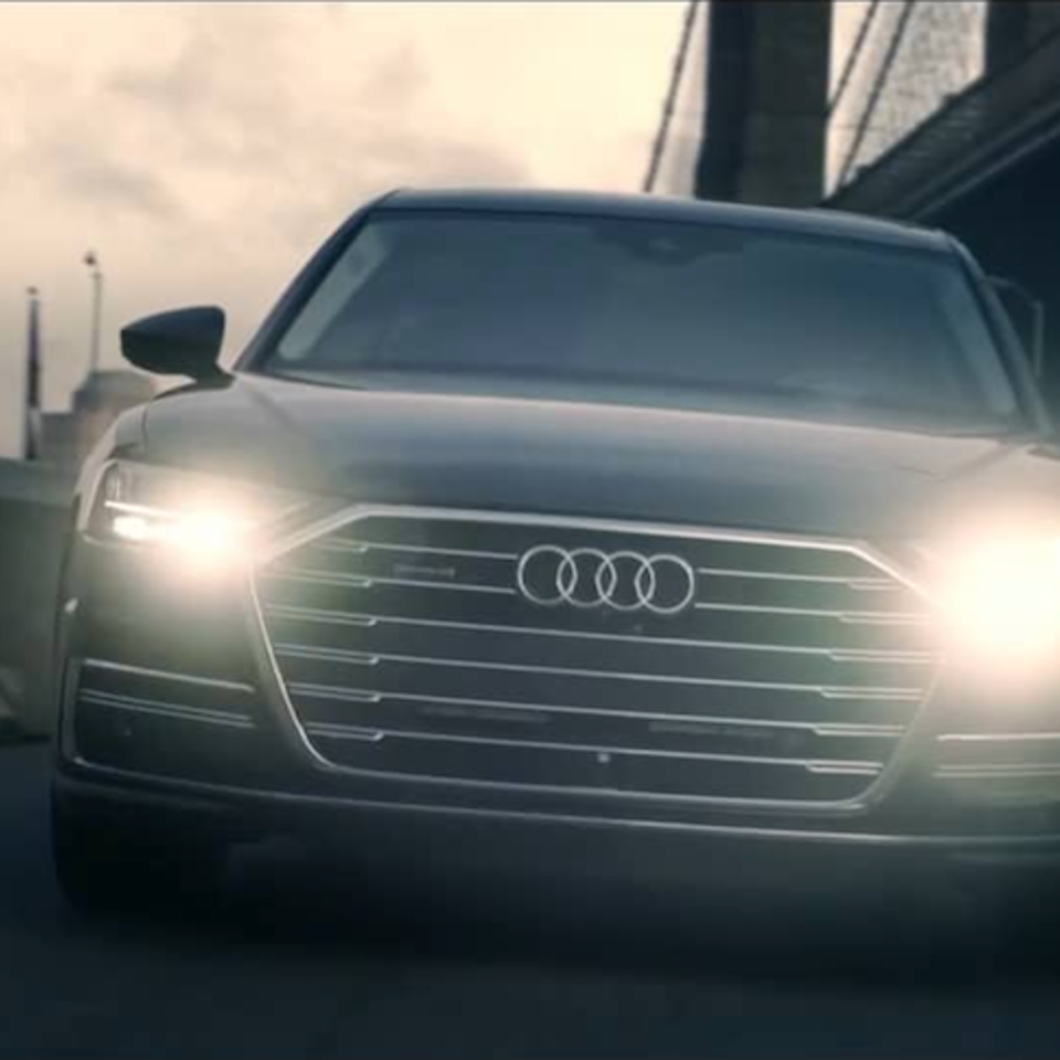 "Hi, I'm Roger - Audi A8 - ""Moving On"""