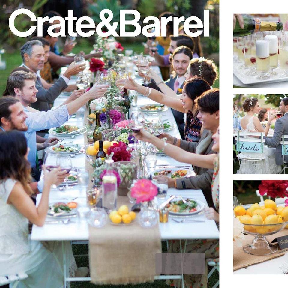 Crate&Barrel - I&Do
