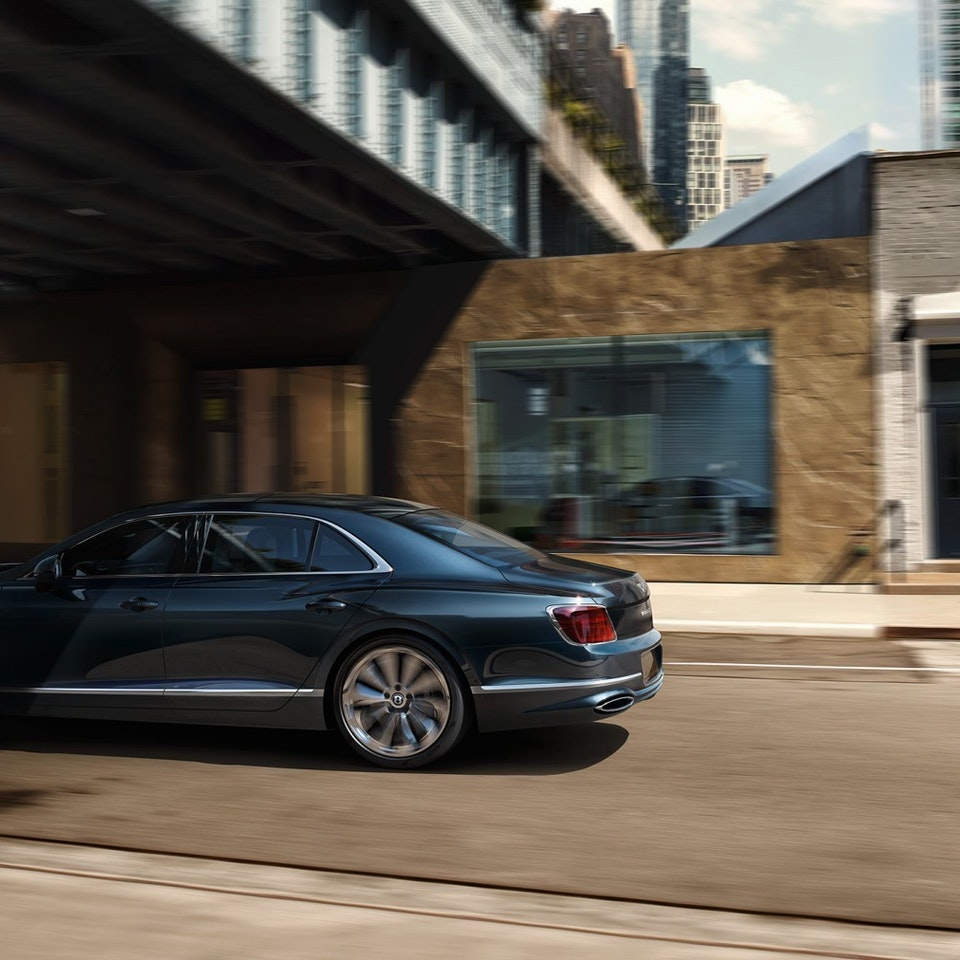 Bentley Motors - The New Flying Spur the-new-bentley-flying-spur-2-by-marc-trautmann