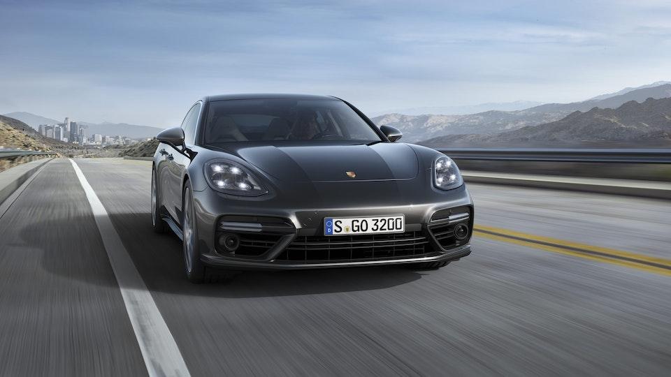 Hi, I'm Roger - Porsche Panamera