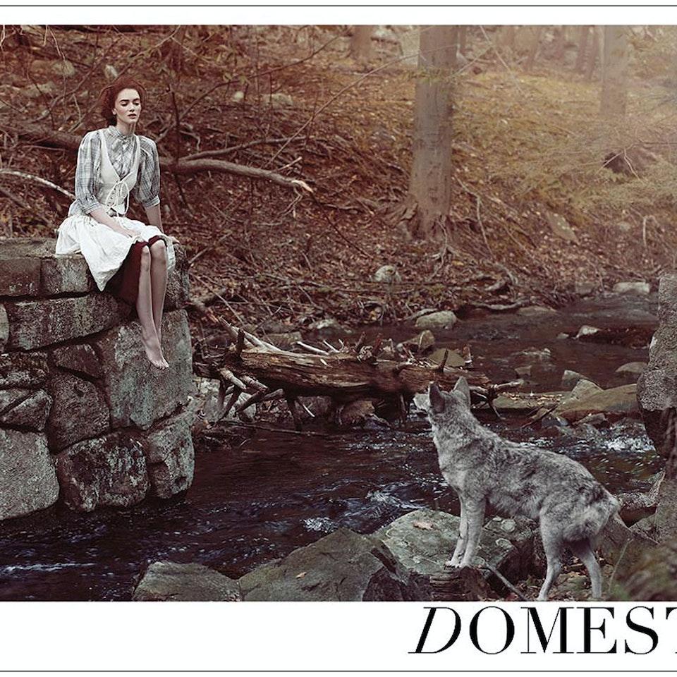 Fashion Editorial Domestique1