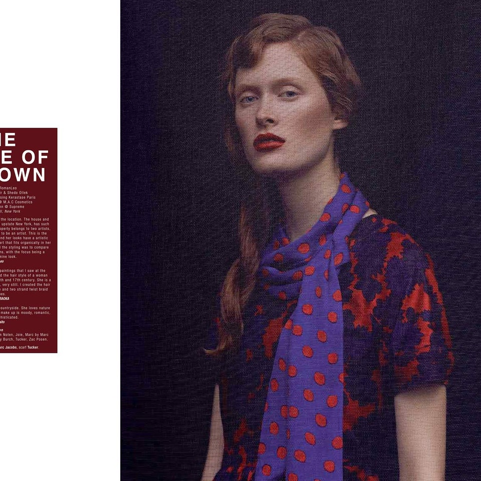 Fashion Editorial Kurv_Magazine_RomanLeo