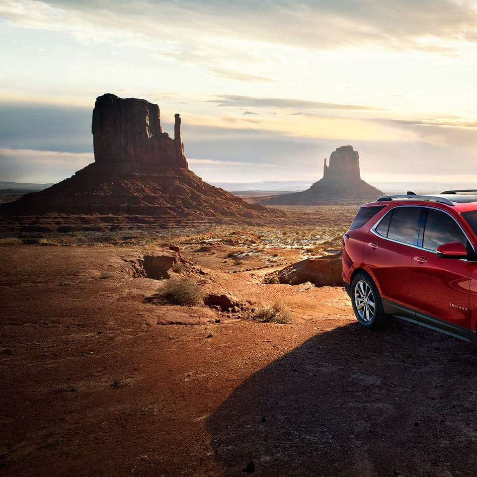 Chevy Equinox Chevrolet-Equinox-Monument-Valley