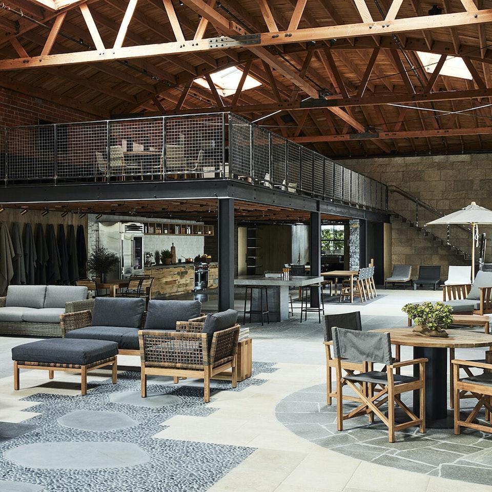 Gena Sigala - Prop Stylist & Set Designer Eco+Outdoor+Showroom_325aa