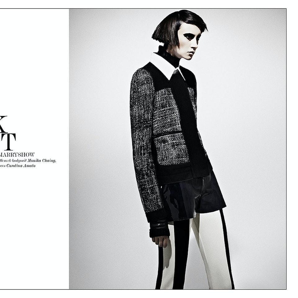 Fashion Editorial RomanLeo_The_Black_Night2