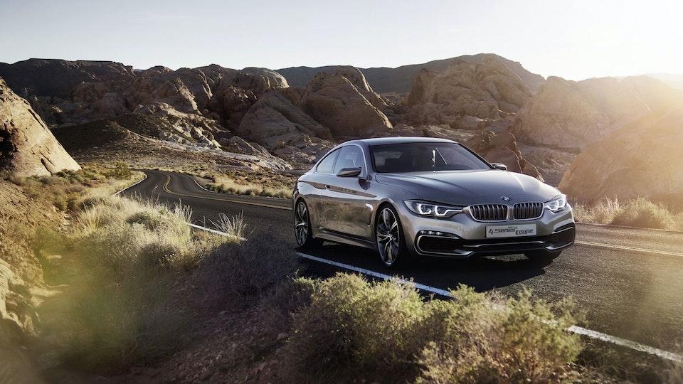 Hi, I'm Roger - BMW 4 Series
