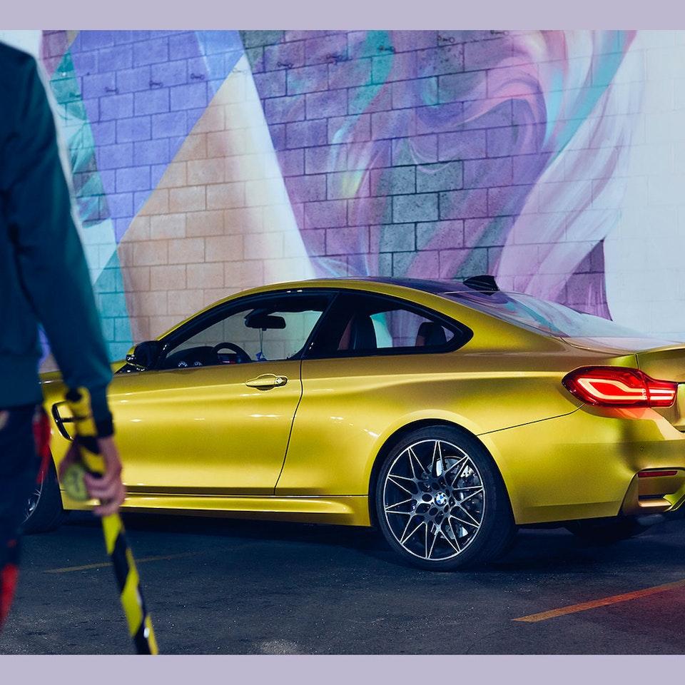 BMW M4 - Urban Tennis HIR_MTrautmann_BMW-4_web