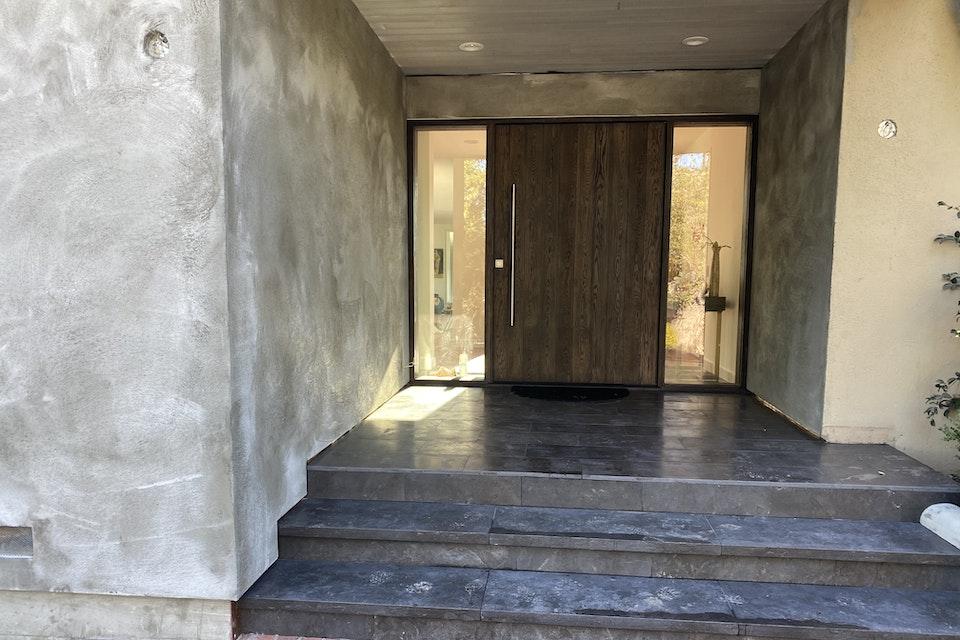 Door Installation- After