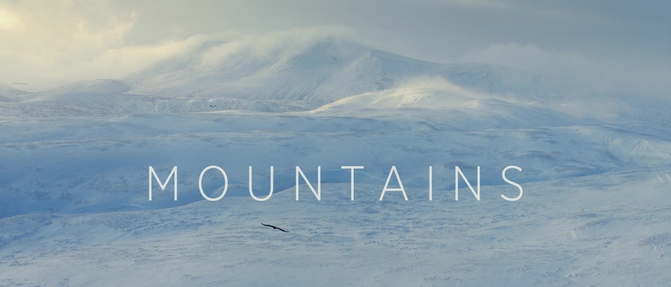Hostile Planet: Mountains