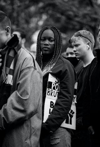 Black Lives Matter Reykjavik
