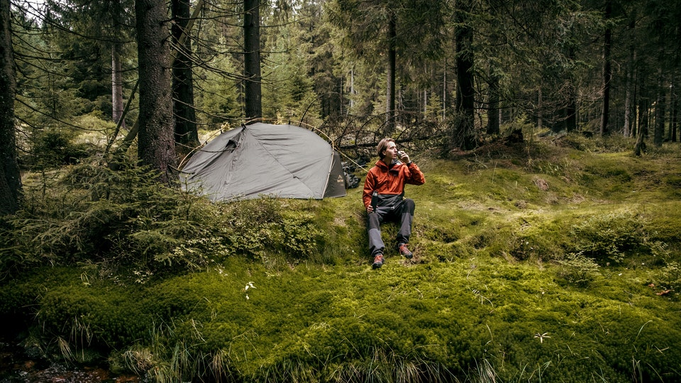 Aleksandra Wierzbowska - Be wild at heart / Fjord Nansen Commercial