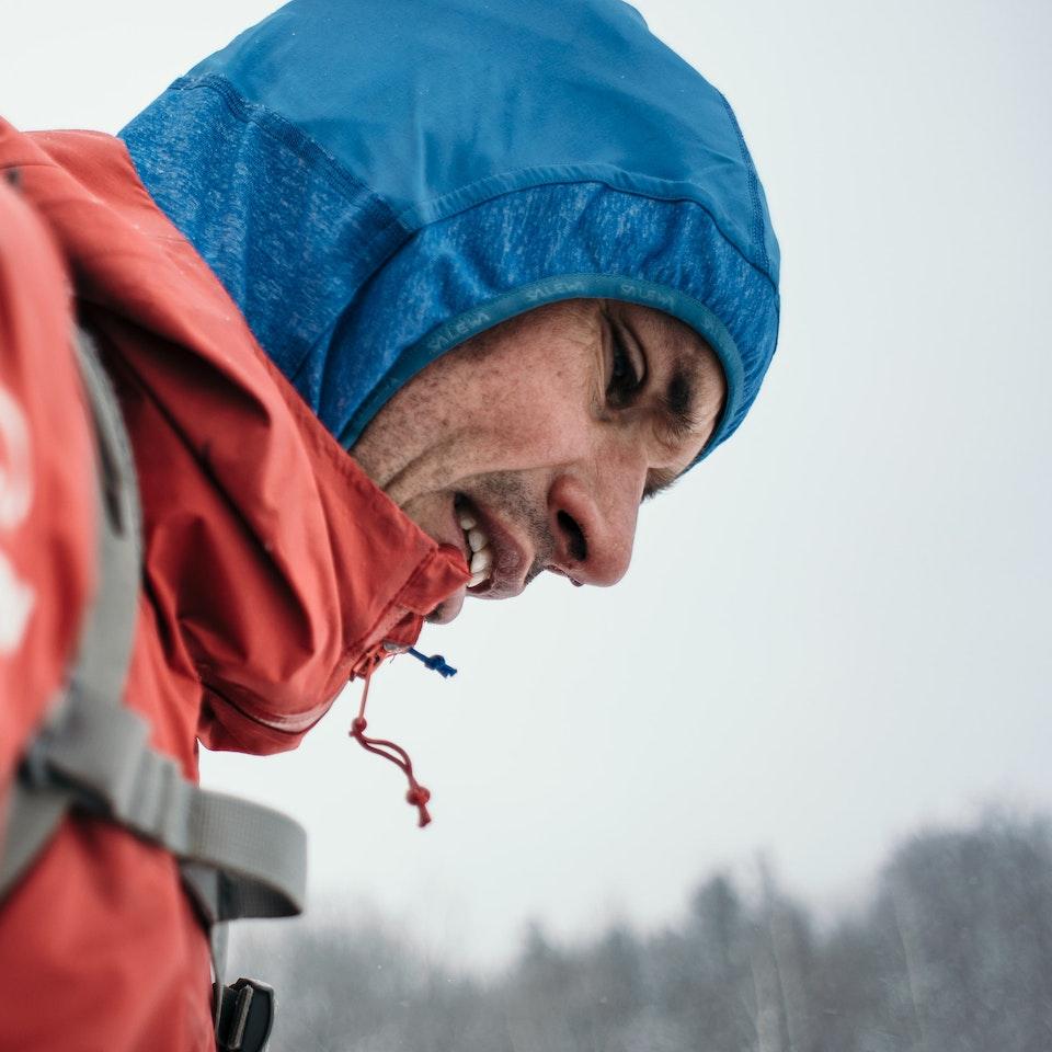 Łukasz Supergan / Winter Crossing of Polish mountains'21 - _M7A0324-min
