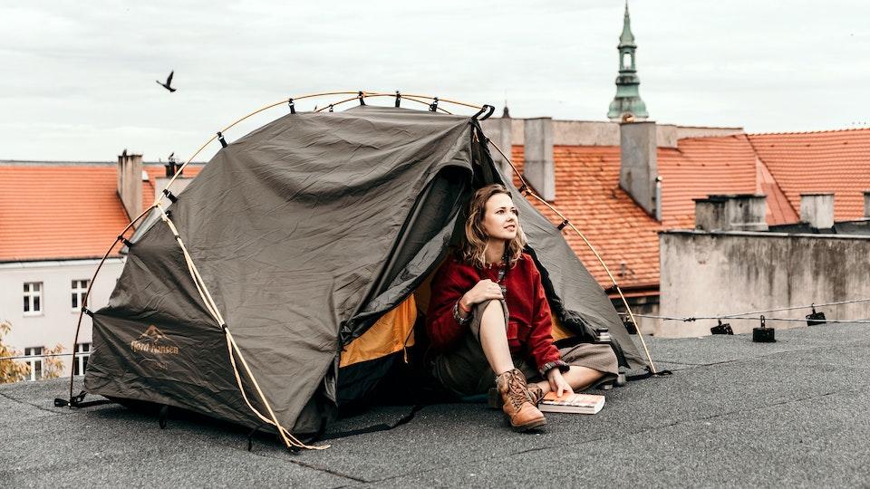 Aleksandra Wierzbowska - Hunger for adventure / Fjord Nansen Commercial